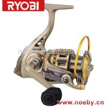 RYOBI Golden metal TRESOR 4000 Construção de rolos de pesca