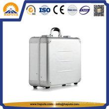 Protectora de aluminio caja de la carretilla de equipaje viajes (HMC-2001)