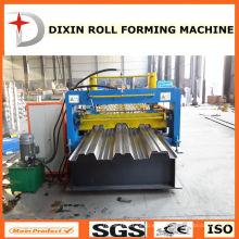 Azulejos de suelo de metal Fabricación de maquinaria