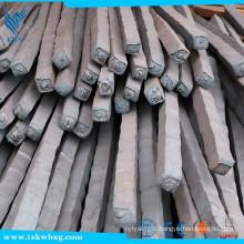 Barre carrée en acier inoxydable 306