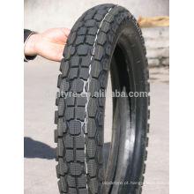 pneumático da motocicleta de China e tubo interno alta qualidade preço 130/90-15TT