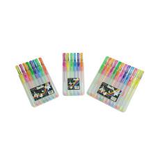 2014 Highlighter Gel Ink Pen for School & Office Use