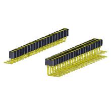 Bearbeitete Buchsensteckverbinder 2,0 mm Angle Type