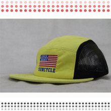 Custom Cycling 5 Panel Camp Hats for Sale