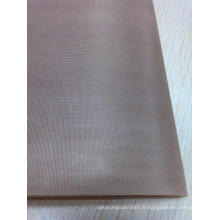 Tissu en fibre de verre enduit de PTFE