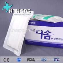 hisopo no tejido estéril desechable con caja
