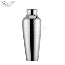 Estilo francês de 550ml / Shaker de cocktail parisiense