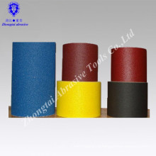 high quality aluminum oxide polishing sand paper roll