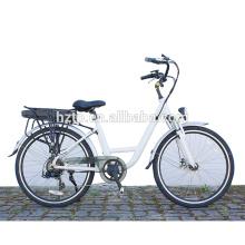 Top seller roda motor pedelec bicicletas elétricas pedal assistida sistema e bicicleta bicicleta da cidade