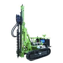 Máquina perforadora de pilotes de tornillo de tierra