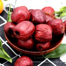 Jujuba secada vermelha chinesa, fruta fresca do jujuba