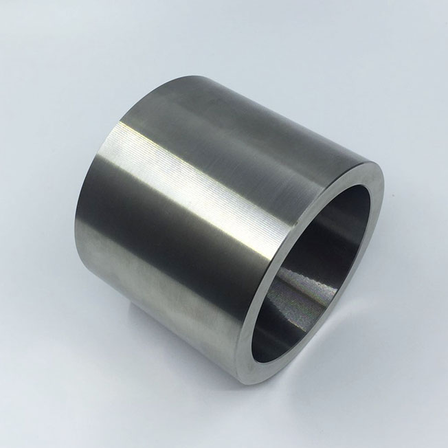 high speed machining titanium