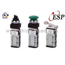 Válvulas de control manual de la válvula electromagnética ESP