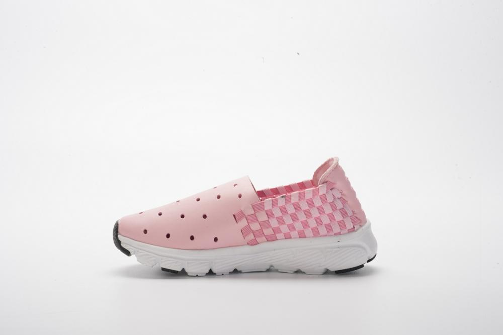 Children's Microfiber Woven Shoes-3