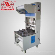 Manuelle Versiegelung Maschine Folden Film Wraping Verpackungsmaschinen mit Temperaturregler für Getränk Flasche Box Kosmetik
