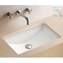 Bathroom Wash Hand Sink Rectangular Art Ceramic Basin