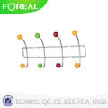 Wall Mounted Metal Clothes Hooks