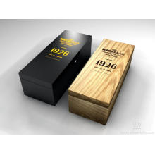 Custom Wooden Wine Gift Box with Long Warranty