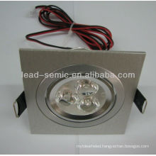 square led downlight 3*3W/3*2W decorative