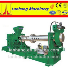 Rubber Pin Screw Barrel Cold Feed Extruder