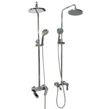 Round Head Bathroom Banheira com chuveiro