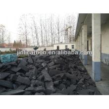 Anodenkohlenstoffblock mit niedrigem Schwefelgehalt