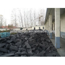 low sulphur anode carbon block