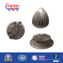 OEM алюминиевый литой светодиодный радиатор для уличных фонарей с ISO9001