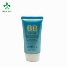 2018 vide doux bb crème tube squeeze cosmétique emballage de tube
