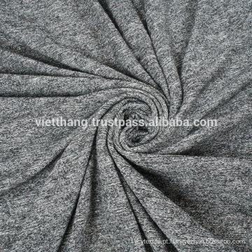 Tecido de algodão penteado cinza 68 * 74 / CM40 * CM40 / largura 167 cm