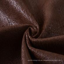 2016 Sofá de lujo Tela textil Tela de cuero sintético