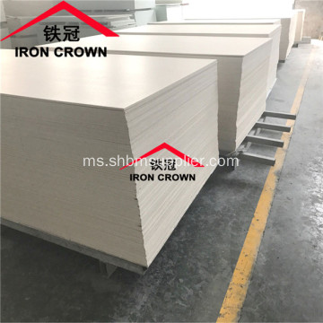 ECO Friendly Heat-proof Corrosion-Resistant Board MgO