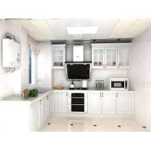 Australia Style Contemporary Kitchen Cabinet
