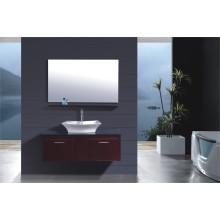 Meuble-lavabo de salle de bain en MDF de 110 cm (B-250)