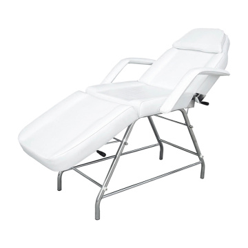 Table de massage blanche portable