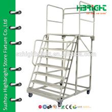 step ladder cart