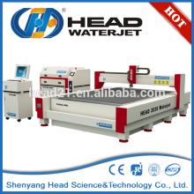 Maschinen zum Verkauf Wasserstrahl Schneidemaschine Bett Größe 2000 * 3000