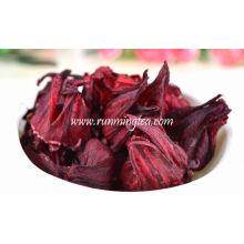 Royal Roselle flor chá de ervas