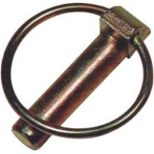 Fabricant Linch Pin Zinc plaqué, nickelé ou acier galvanisé électrique