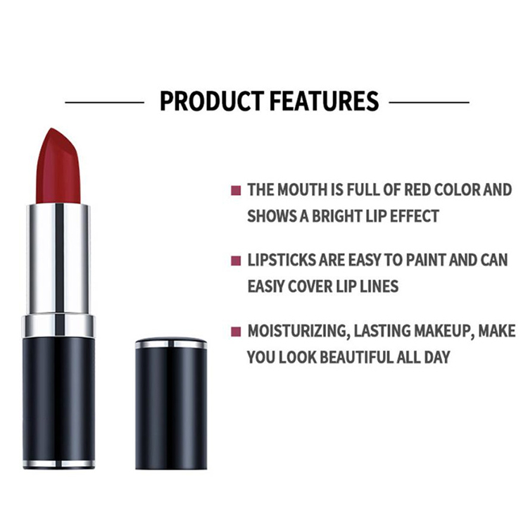 Makeup Waterproof Lipstick