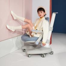 cadeira de estudo com cadeira de braço