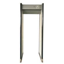 High Quality 33 Zones Security Gate Walk Through Metal Detector Door Frame Metal Detector