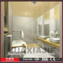 Panneaux muraux décoratifs intérieurs en PVC