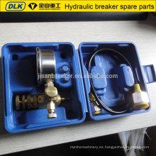 kit de carga hidráulico del martillo hidráulico de los recambios del interruptor con la alta calidad