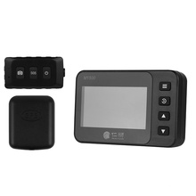 Dual Lens 1080P Wifi WDR Wasserdicht DVR Motorcycle Camera 4g With Mobile App Console