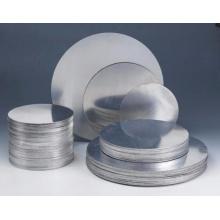Slug en aluminium, disque en aluminium