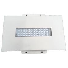 High Quality Recessed Slim LED Canopy Light Aluminum Gas Station/Petrol Station LED High Bay Light 50W