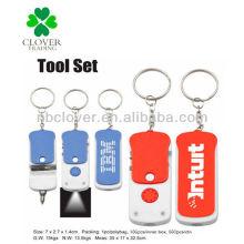 Kit de herramientas de bolsillo de forma USB mini