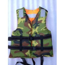 Factory Worker Security Professional Life Safety Jacket Vest