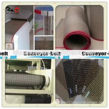 Wholesale price non-stick ptfe teflon conveyor belt                                                                                                         Supplier's Choice